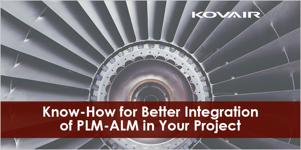 plm alm integration