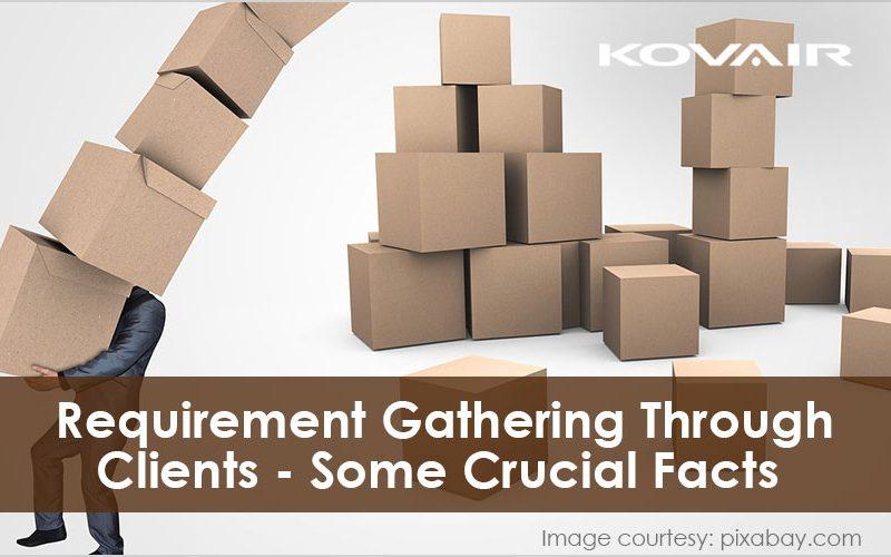 Requirement Gathering software development
