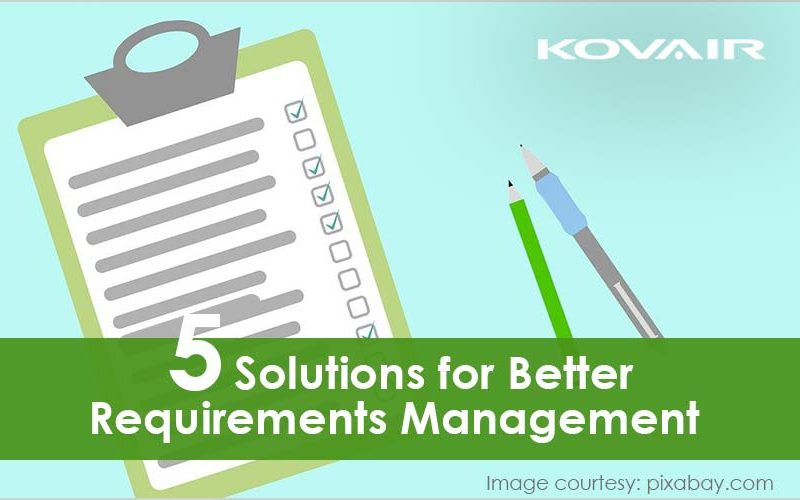 Better Requirements Management
