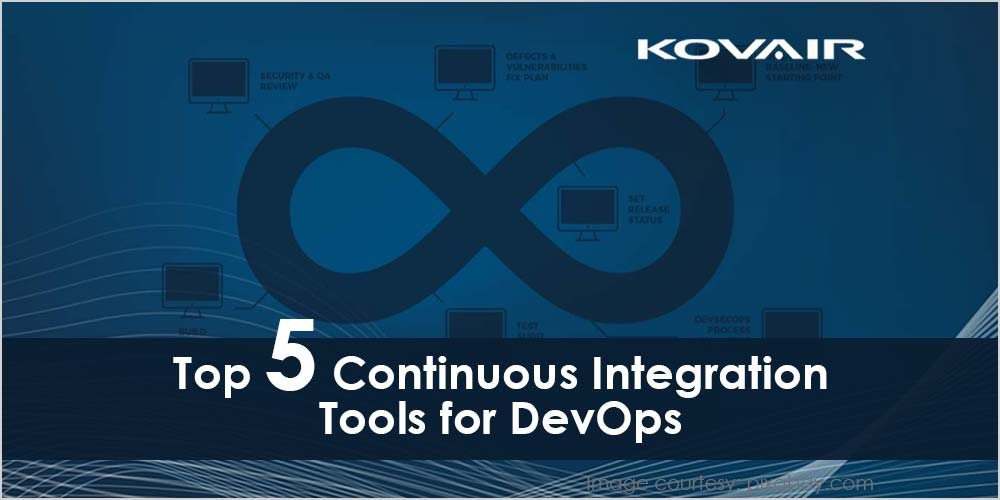 Top 5 Continuous Integration Tools for DevOps