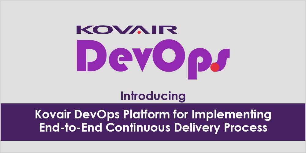 Kovair DevOps Platform