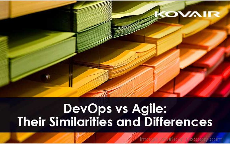 DevOps vs Agile: Their Similarities and Differences