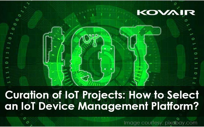 Select an IoT Device Management Platform