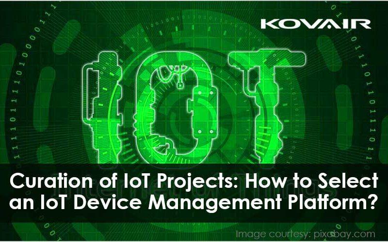 Select an IoT Device Management Platform