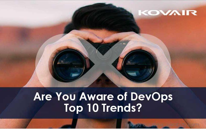 DevOps Top 10 Trends