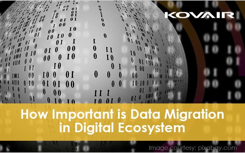 How Important is Data Migration in Digital Ecosystem