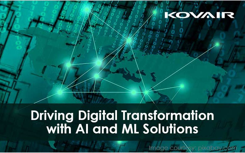 Driving Digital Transformation with AI & ML Solutions