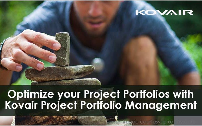 Kovair Project Portfolio Management