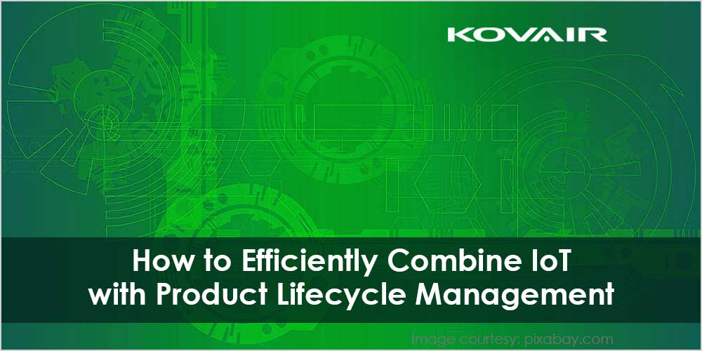 IoT with Product Lifecycle Management