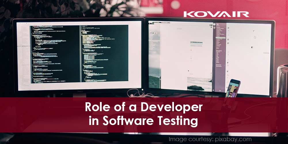 Role of a Developer in Software Testing