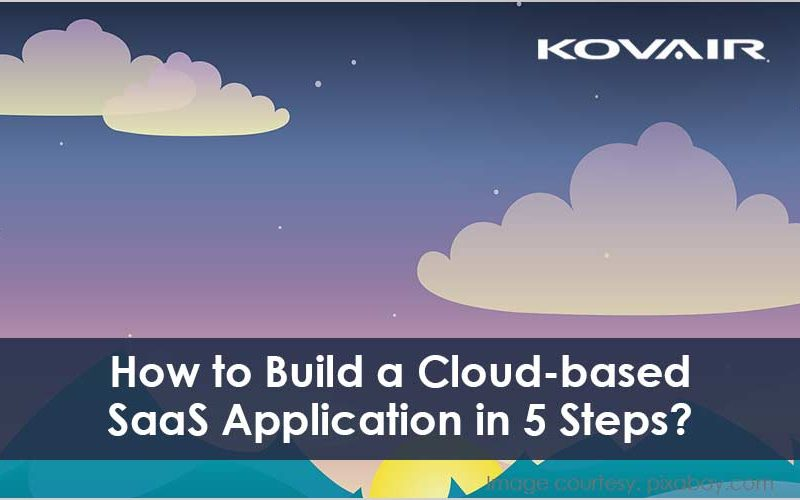 Cloud-based SaaS Application
