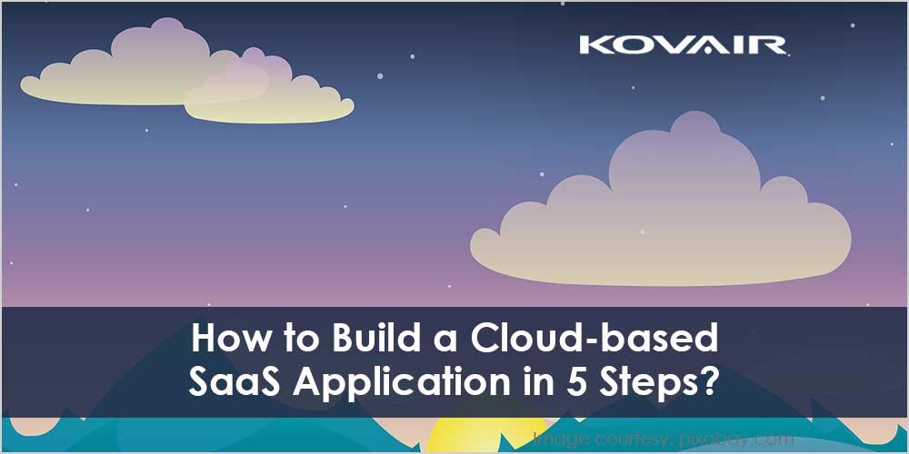 Cloud-based SaaS Application