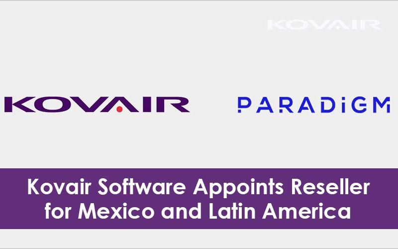 Kovair and Paradigm