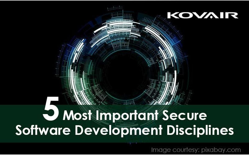 Secure Software Development Disciplines