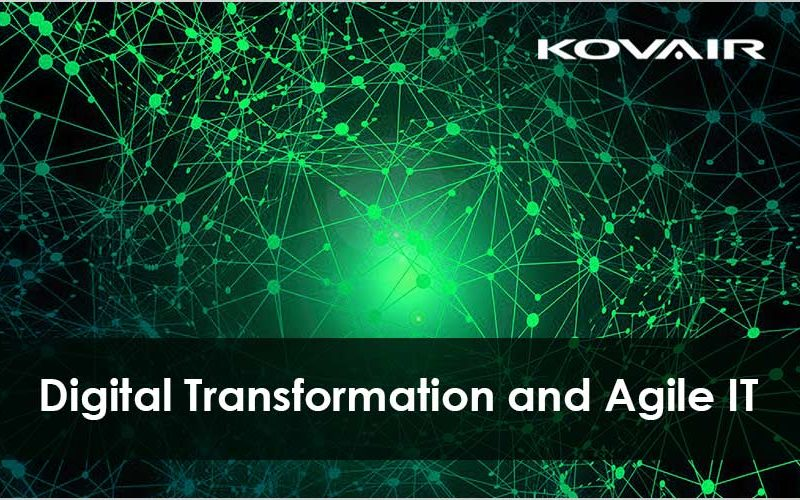 Digital Transformation And Agile IT