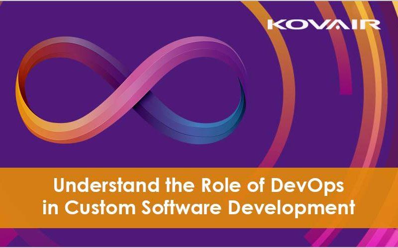 role of DevOps in Custom Software Development