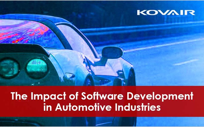 The Impact of Software Development in Automotive Industries