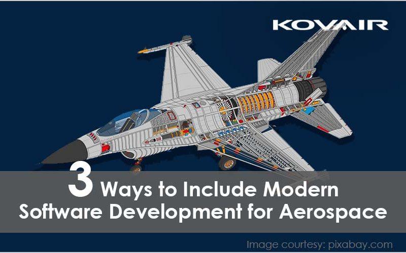 Aerospace and software development