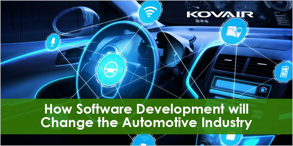 Software Development Will Change the Automotive Industry