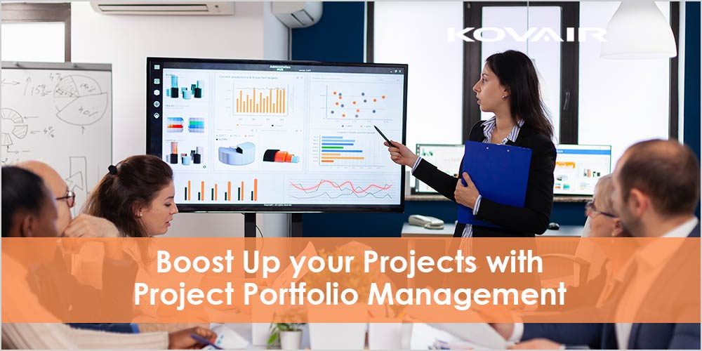 Boost Up your Projects with Project Portfolio Management