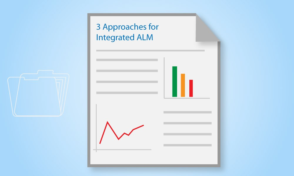 3 Approaches for Integrated ALM