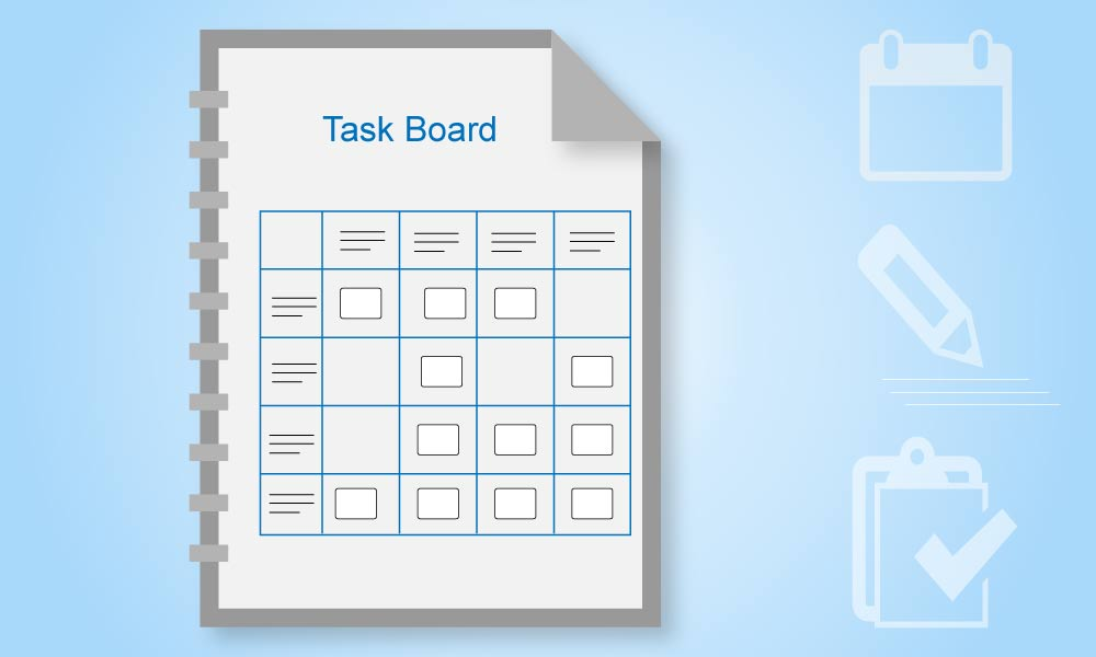 Agile Development with Kovair Task Board
