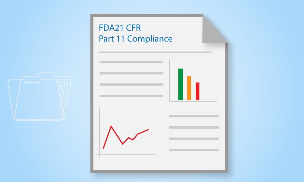 Managing Compliance to FDA21 CFR Part-11