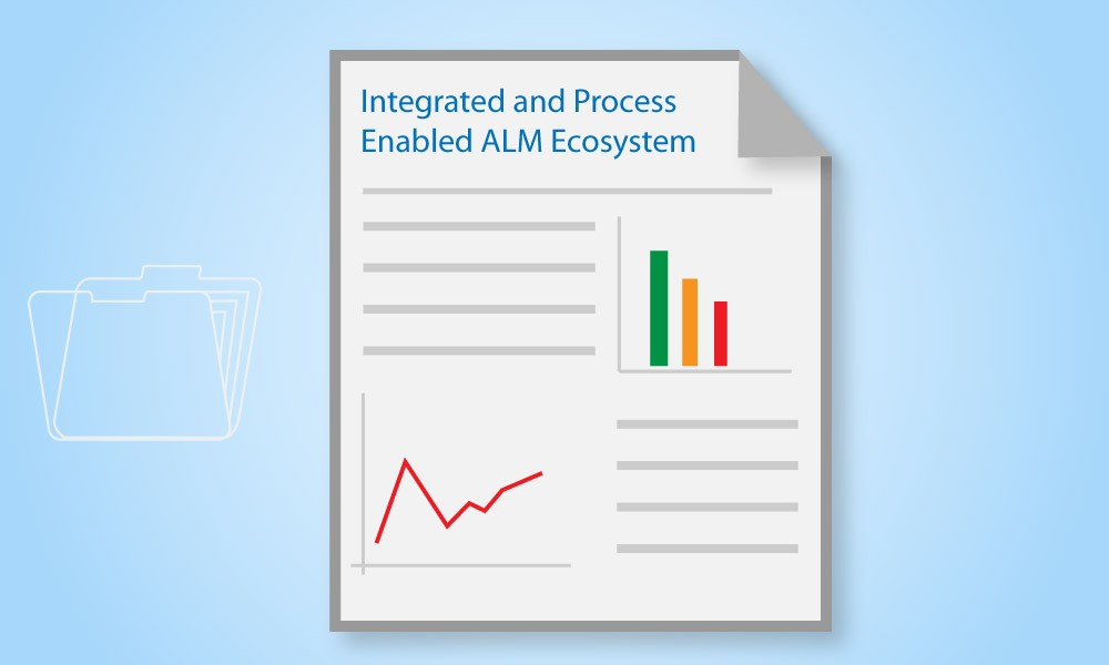 Integrated and Process Enabled ALM Ecosystem