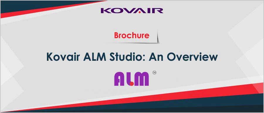 Kovair ALM Studio An Overview