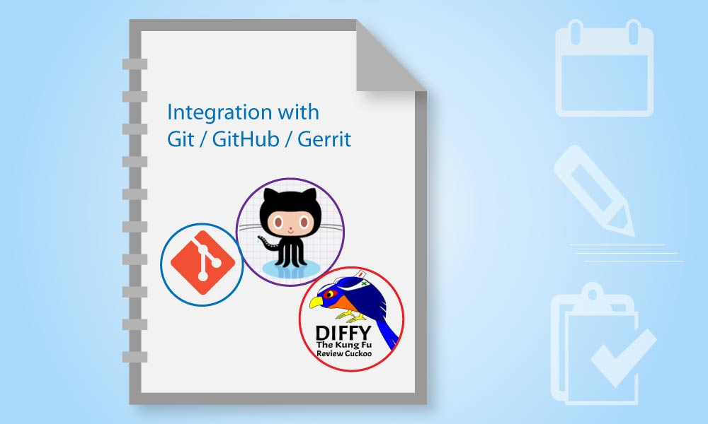 Kovair Integration with Git GitHub Gerrit Document