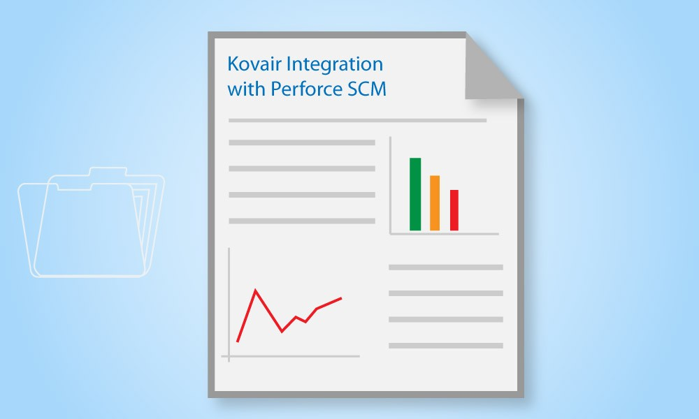Kovair Integration with Perforce SCM