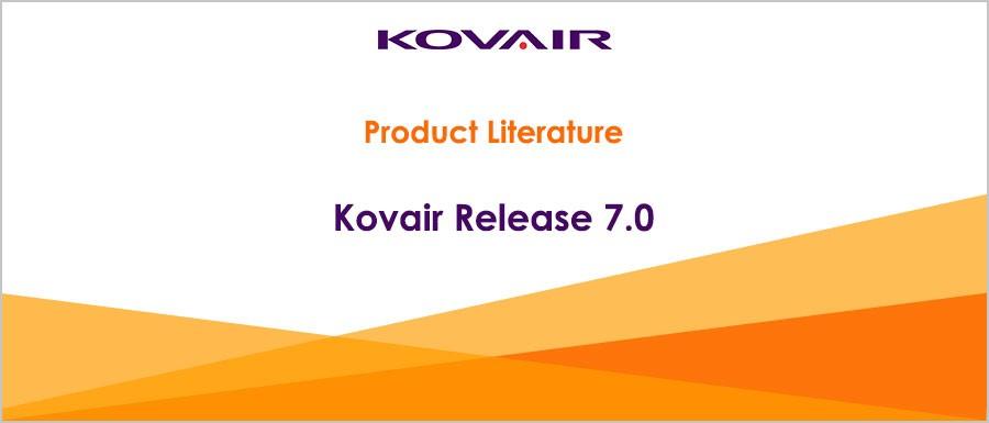 Kovair Release 7.0