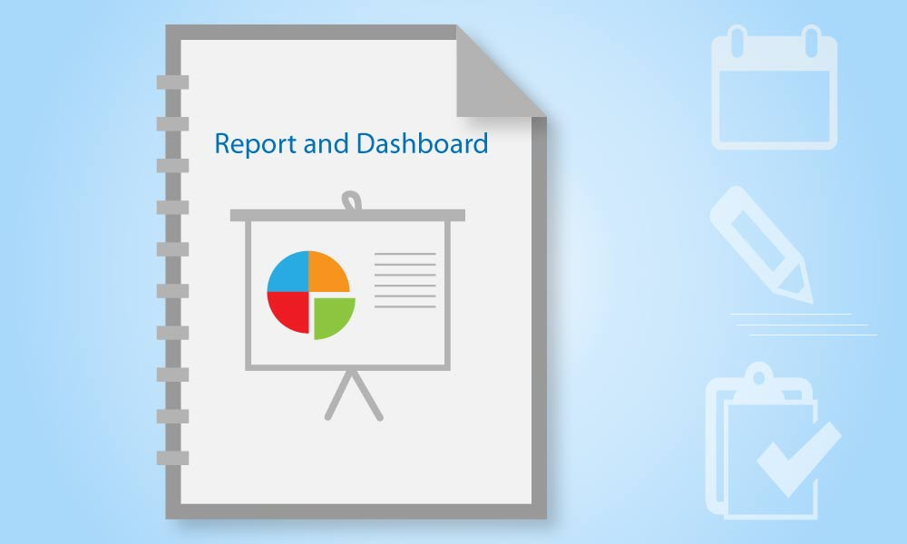Kovair Reports and Dashboards Document