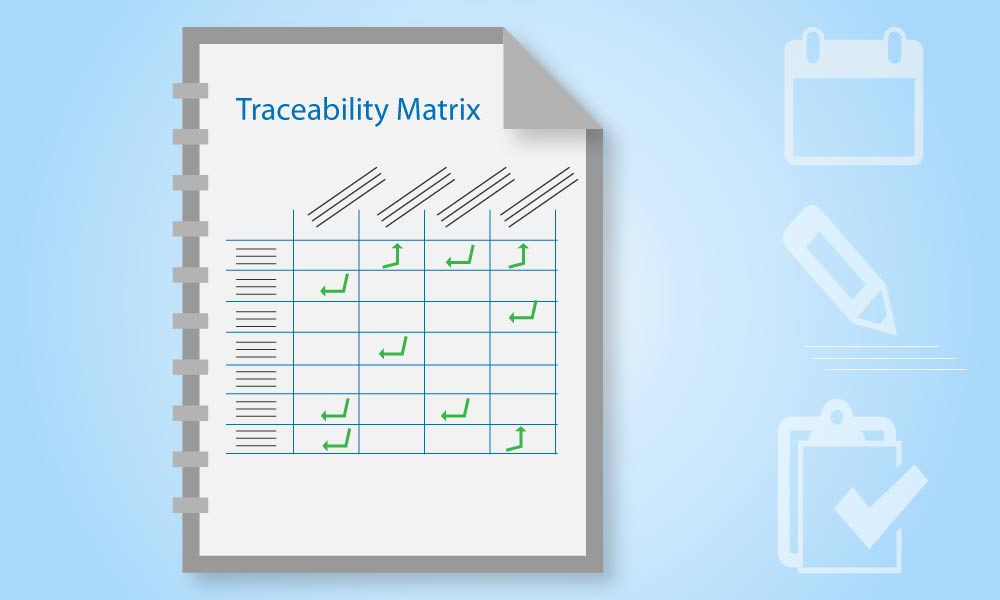 Kovair Traceability Matrix Document