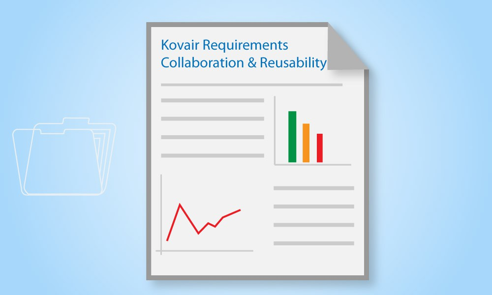 Requirements Collaborations and Reusability