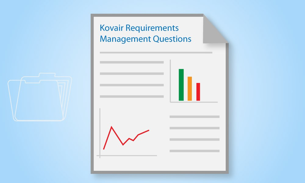 Requirements Management Questions