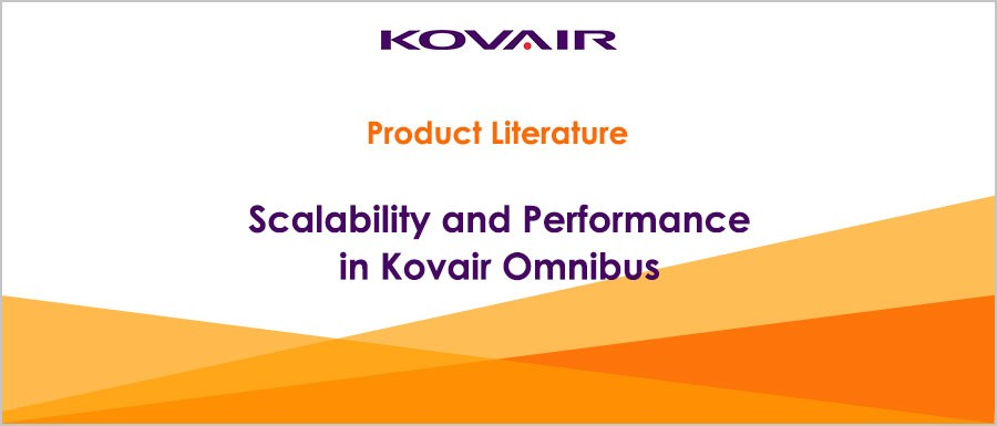 Scalability and Performance in Kovair Omnibus