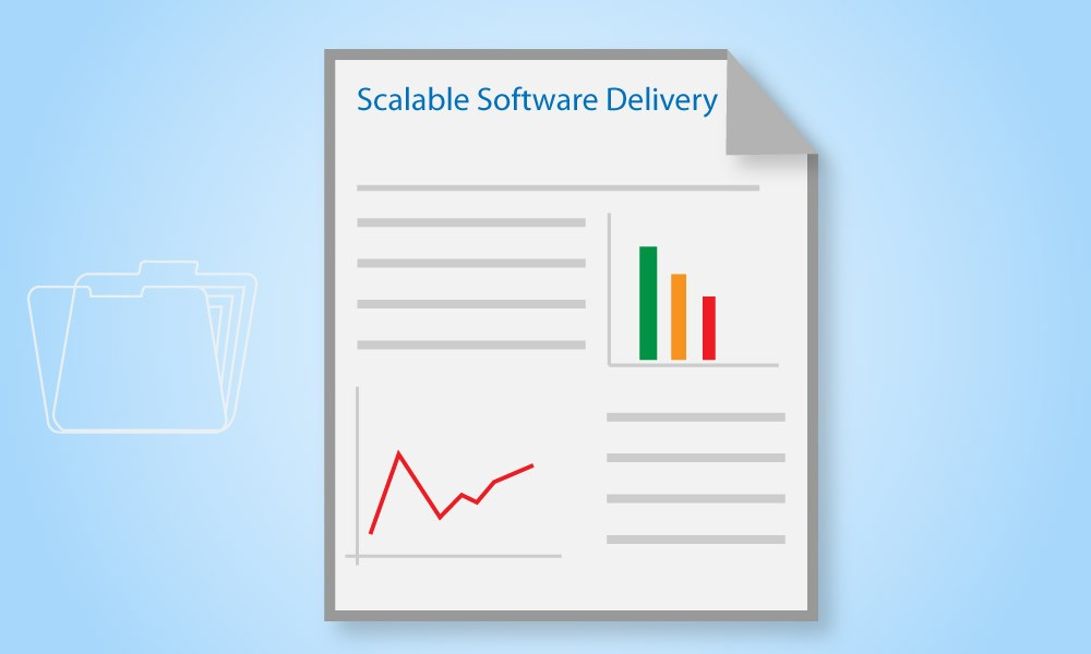 Scalable Software Delivery