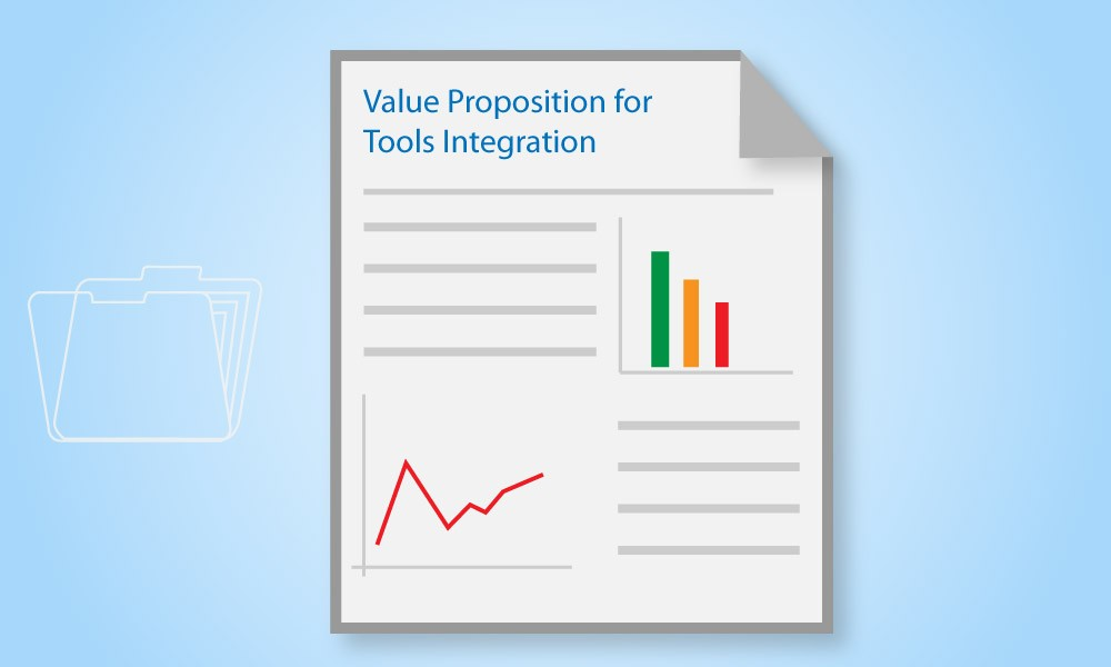 Value Proposition for Tools Integration