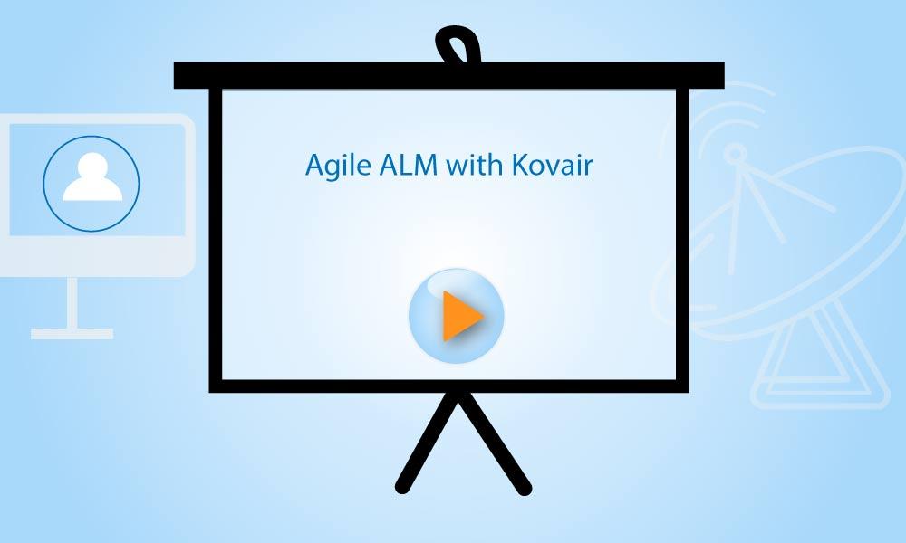 Agile ALM with Kovair