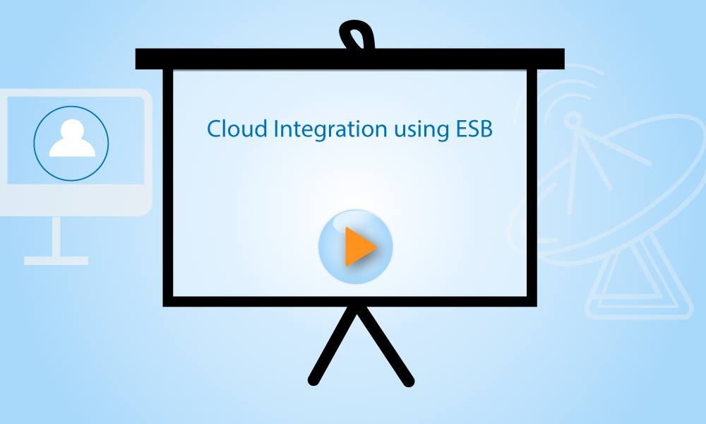 Cloud Integration using ESB