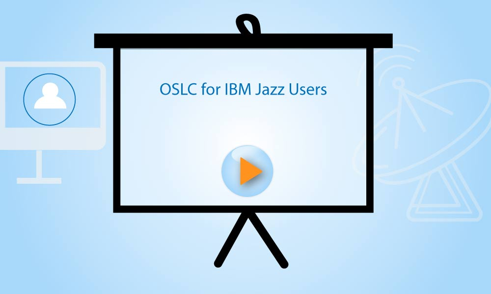 OSLC Support for IBM Jazz Users