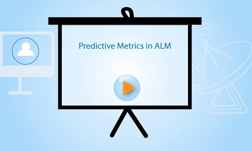 Predictive Metrics in Integrated ALM