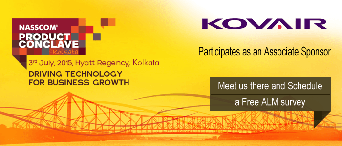 Kovair at Nasscom Product Conclave 2015
