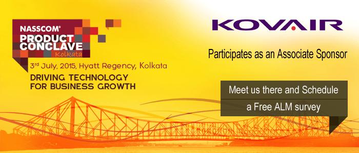 Kovair at Nasscom Product Conclave 2015