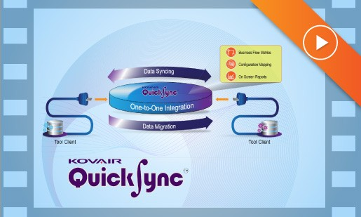 QuickSync Launch Video