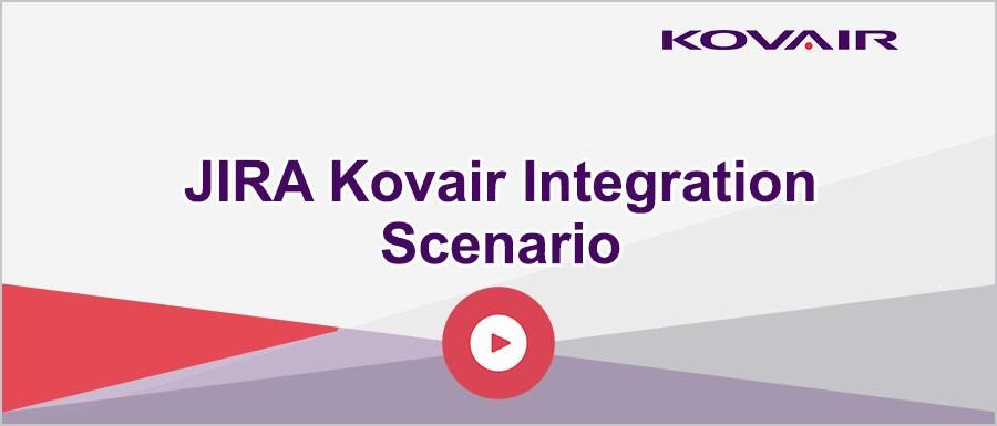 JIRA Kovair Integration Scenario