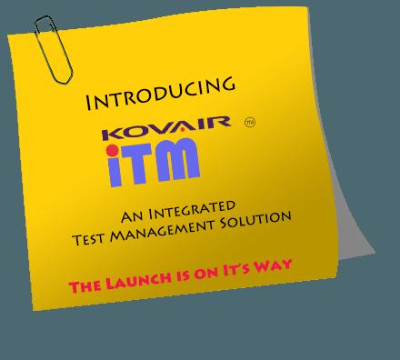 Kovair iTM Prelaunch
