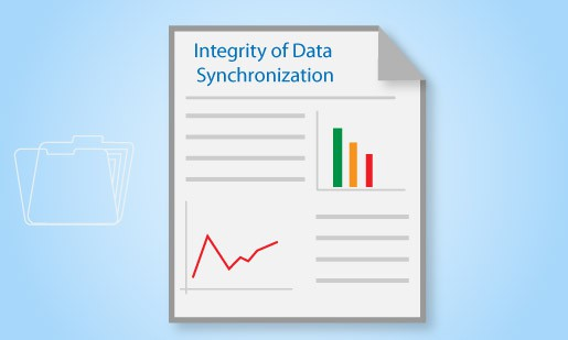 Integrity of Data Synchronization