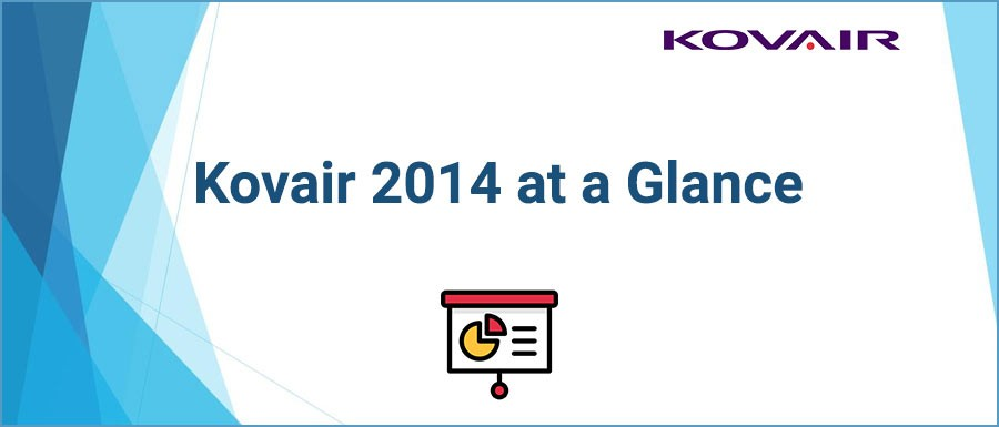 Kovair 2014 at a Glance